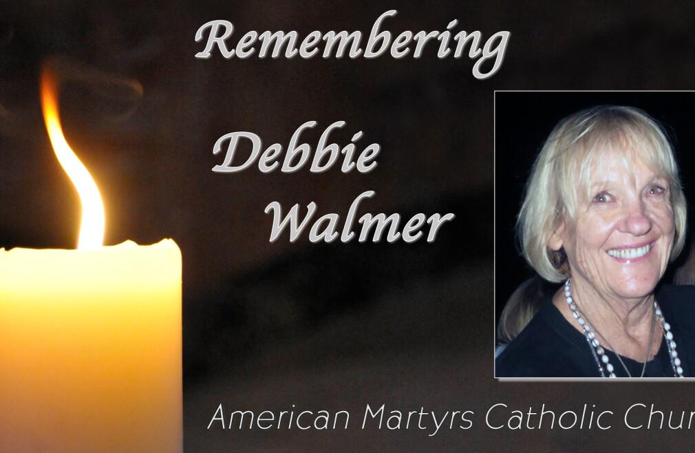 Funeral - Debbie Walmer