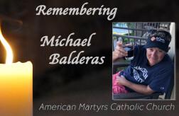 Funeral Mass - Michael Balderas
