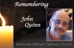 Funeral Mass - John Quinn