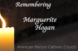 Funeral - Marguerite Hogan
